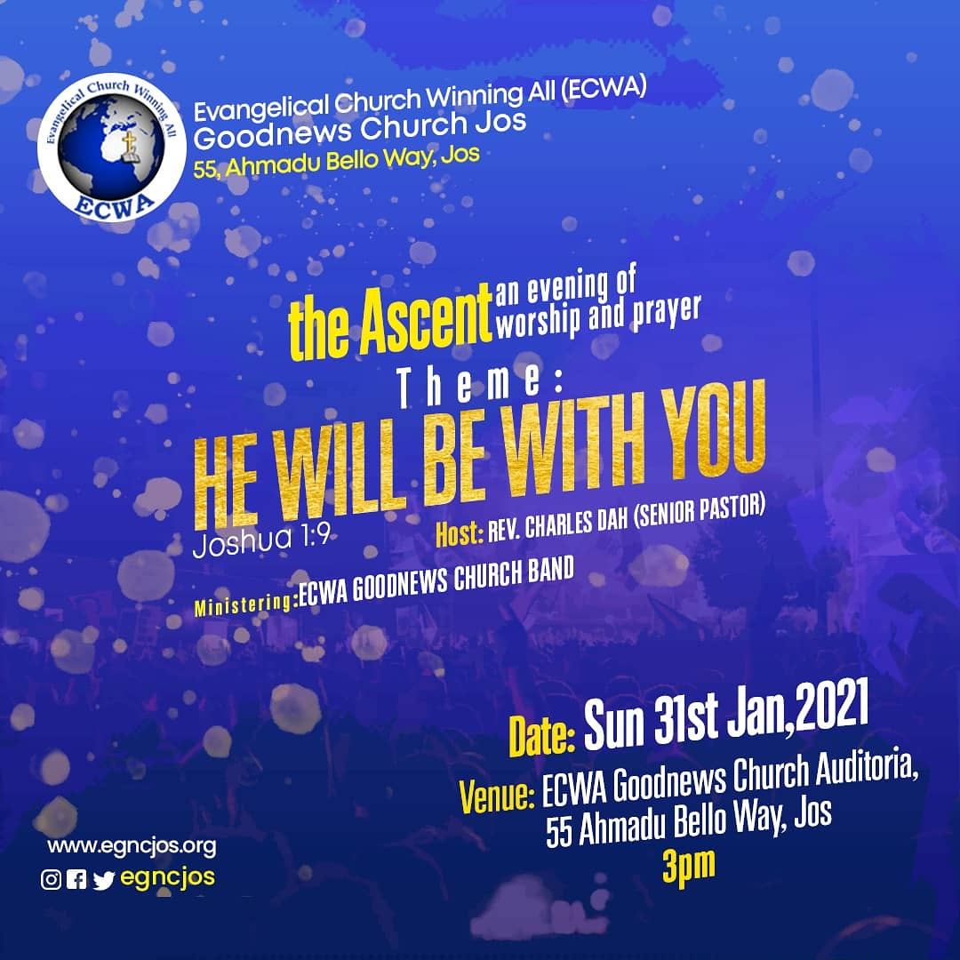 He Will Be With Yoy (2)
